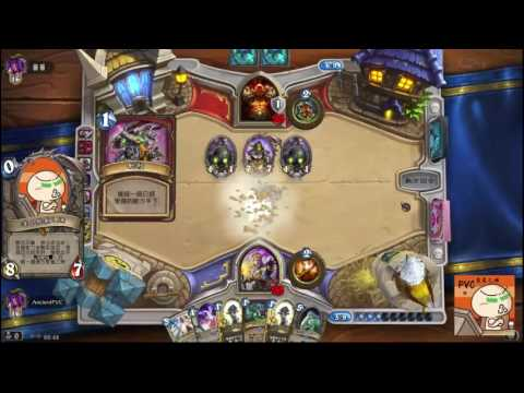 【PVC】Hearthstone ALWAYS LUCKY 這是我的爆爆博士!!  This Is My Dr. Boom!!