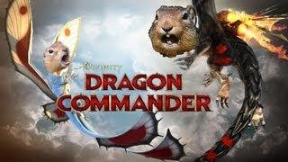 Самый FUSRODAHный обзор Divinity: Dragon Commander