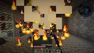 Minecraft 1.10.2 Sezon 7 AOE #52 - Fabryka obsidianu, Grinder blaze