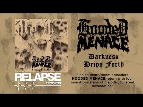 Hooded Menace - Elysium of Dripping Death (Official Track)