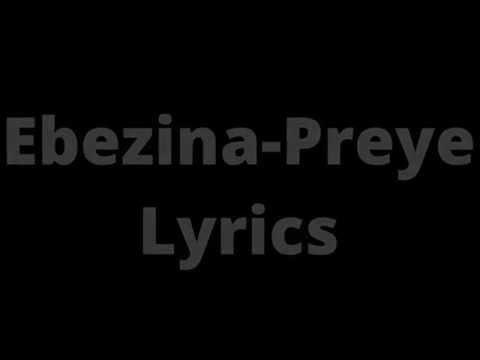 ebezina lyrics