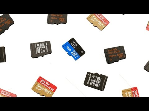 How To Choose a Micro SD Card for Your Drone