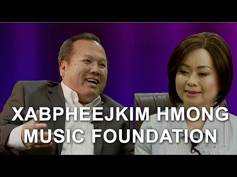 XAV PAUB XAV POM: Padee talks with XABPHEEJKIM, founder of XABPHEEJKIM HMONG MUSIC FOUNDATION.