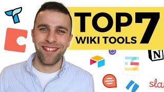 Best 7 Team Wİki Tools 2020