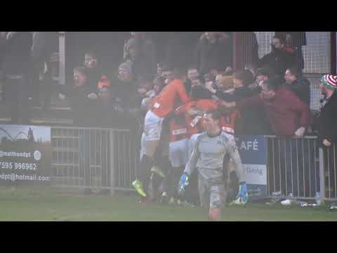 Maidenhead Barnet Goals And Highlights