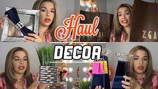 Home Decor Haul |Zgallerie,HobbyLobby,HomeGoods,atHome|HealthBeautyStyle Tv