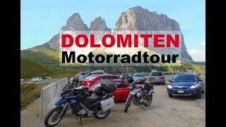Dolomiten Motorradtour 2015 | Tag 1 (Anreise)
