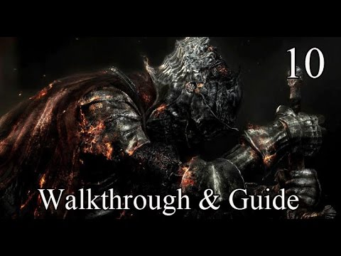 Dark Souls 3 Dark Souls 3 Dex/Faith Walkthrough Part 10 Crystal Sage