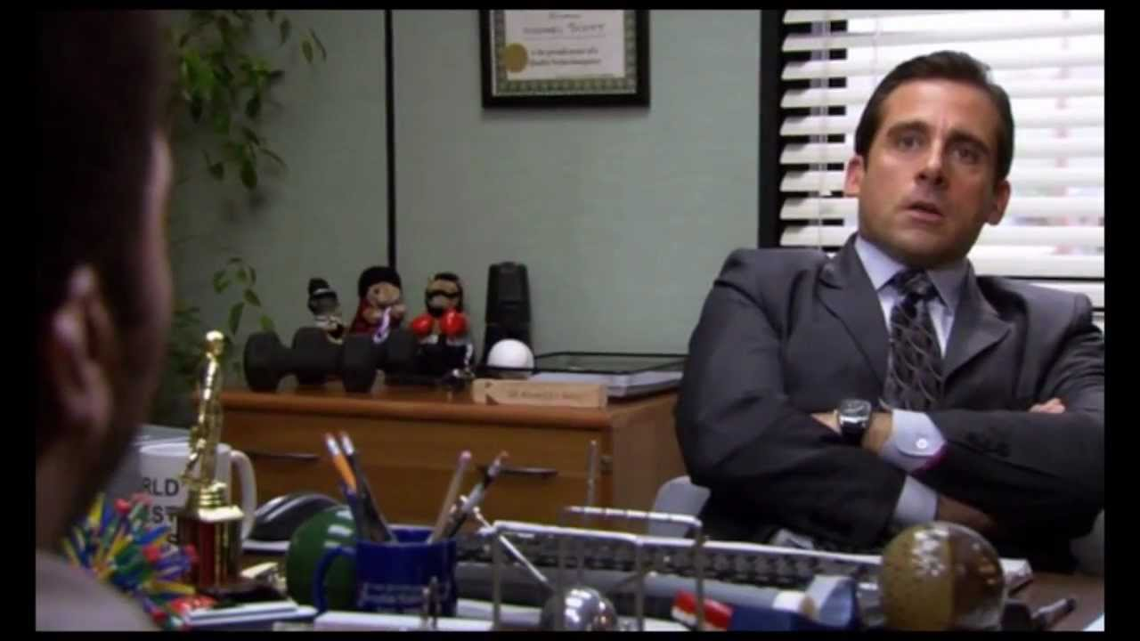 the office michael s negotiation tactics
