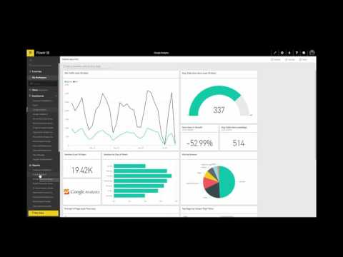 Embed Power BI | LiveTiles Design