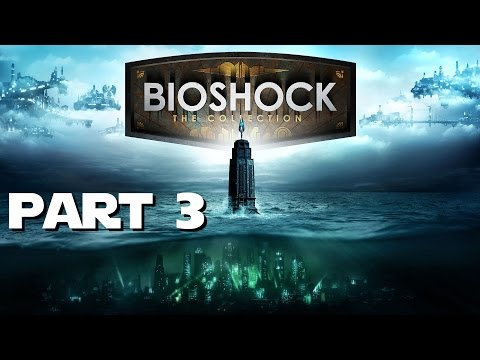 Bioshock Remastered Ep 3 - It's The Ice Blockade. How Do I Get Through It