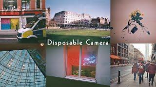 Shooting with Disposable Cameras - Fuji QuickSnap vs Kodak FunSaver
