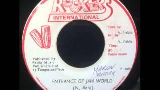 Norris Reid - Entrance of Jah World / Dub