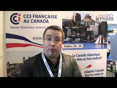 Jec World 2016 Olivier Bertrand CCI Francaise au Canada VO