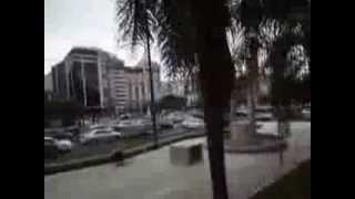Avenue 9 de julio de Buenos Aires