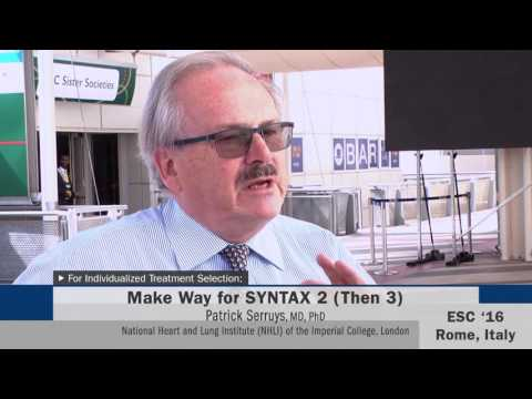 For Individualized Treatment Selection: Make Way for SYNTAX 2 (Then 3)