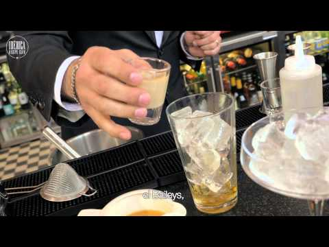 Cocktail Recipes Series - Spinningfields Cocktail By Pedro Carvalho For Ibérica Restaurants