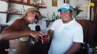 Playa Canek Beachfront Eco Hotel - Miami TV - <b>Jenny Scordamaglia</b> ...