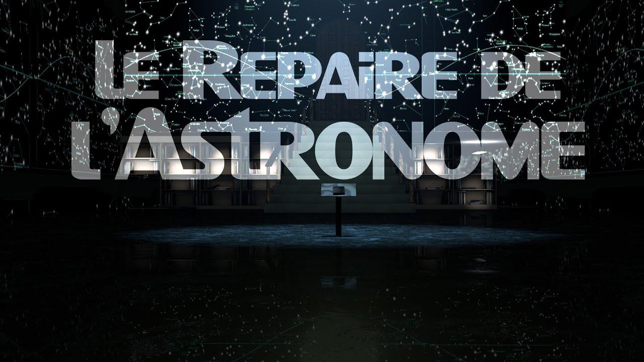 !! Le Repaire de l'Astronome !!