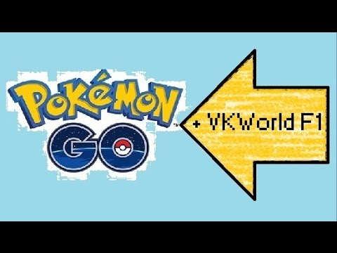 Pokemon GO und das 44€ China Phone : VKWorld F1 !!