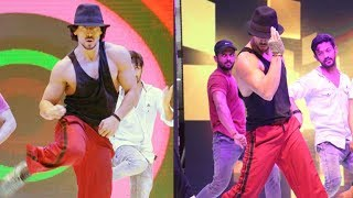 Tiger shroff's best dance performance on michael jackson's song | bollywood updates