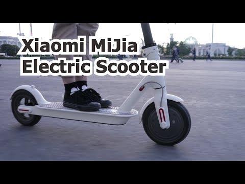 Обзор электро самоката Xiaomi MiJia Electric Scooter