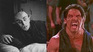 Эволюция вампиров в кино! Как менялись вампиры в фильмах.