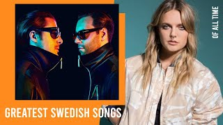 50 Greatest Swedish Songs of All Time 🇸🇪