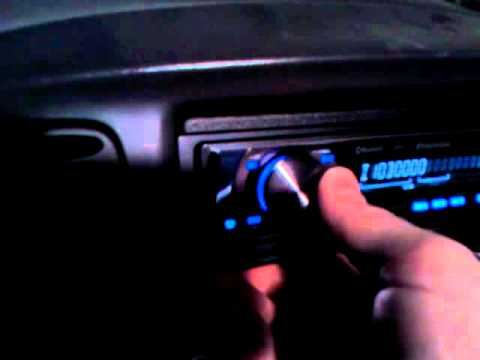 Pair A2DP Audio from an iPhone 4S with Pioneer 7000BT car stereo.mp4