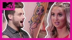 This Couple Gets Petty & Personal With Their Tattoos | How Far Is Tattoo Far? | MTV