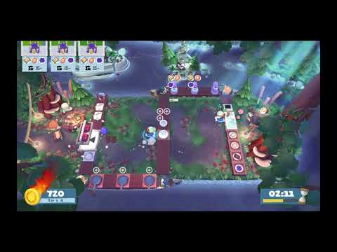 (outdated) Overcooked 2 - Campfire Cook Off - Level 1-4 - Single Player - 1776 |