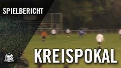 SV Weiterstadt - SC Viktoria Griesheim (2. Runde, Kreispokal Darmstadt)