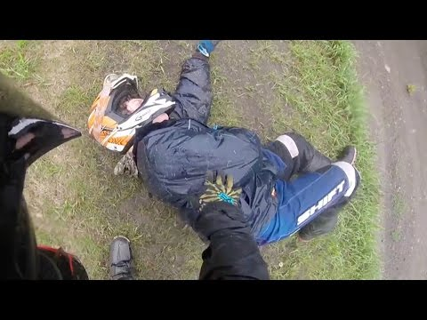 MEGA Motocross & Dirt Bike Crash Compilation 2015 [Ep.#49]