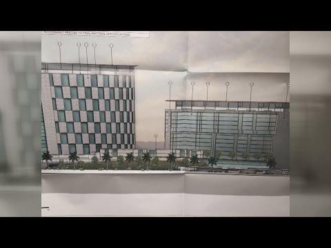 Plans emerge for new Vegas casino-hotel on site of New Frontier