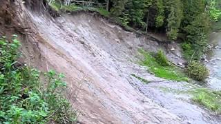 Stvrorkolka HONDA 4x4 v lesnom terene