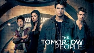 They are the next evolutionary leap of mankind, a generation humans born with paranormal abilities — tomorrow people. stephen jameson stands at cr...