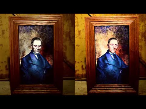 5 Scary CURSED Paintings That Moved Mysteriously!