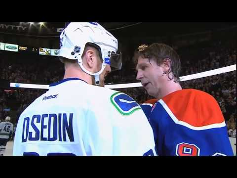 NHL Sportsmanship Moments