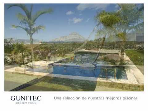 Piscinas gunitec youtube for Gunitec piscinas