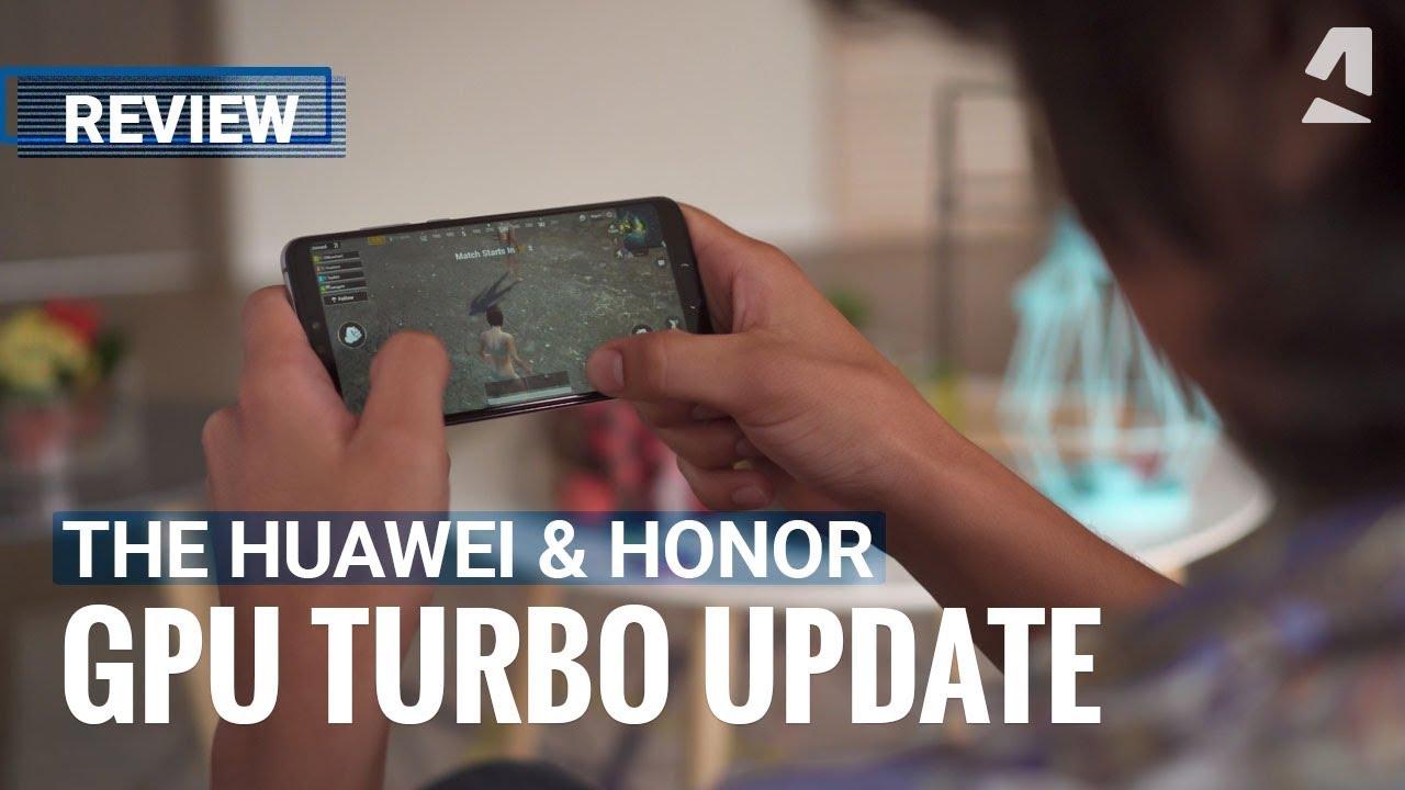 Huawei brings its EROFS file system, GPU Turbo 3 0 to more