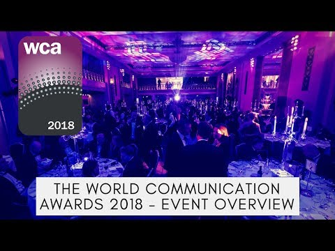The World Communication Awards 2018 - Event Overview