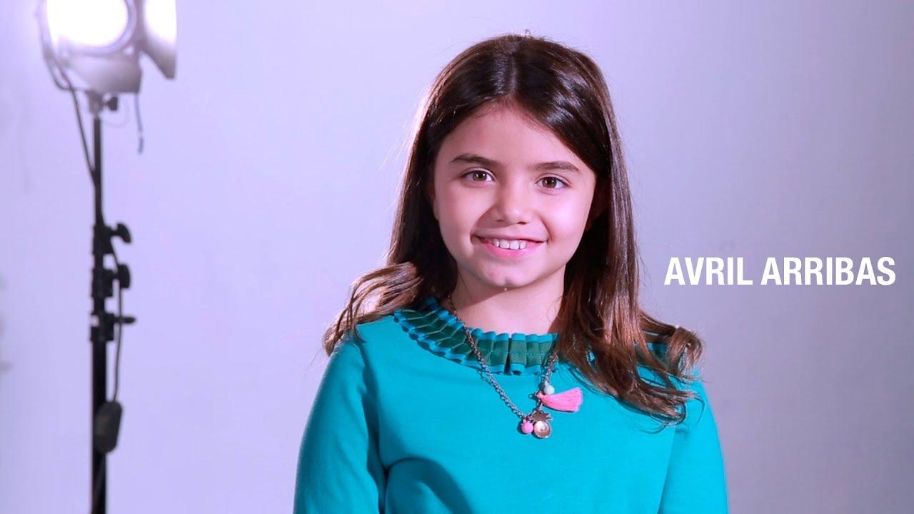 Avril Arribas videobook para actores