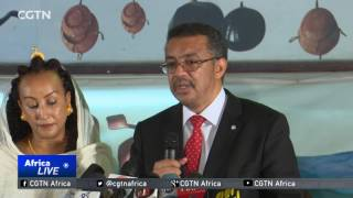 Tedros Adhanom receives hero's welcome in Addis Ababa