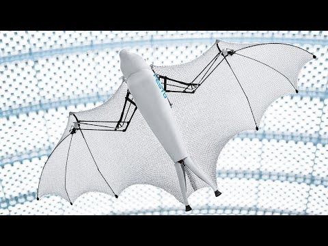 Festo – BionicFlyingFox (English/Deutsch)