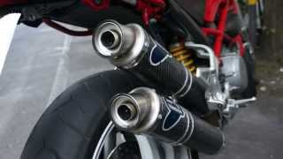 Come modificare un DB killer TUTORIAL HD - (termignoni ducati monster s2r) - How to modify DB killer