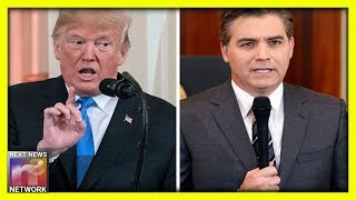Watch Out! Big & Bad Jim Acosta Offers Lame Warning To Conservative Media
