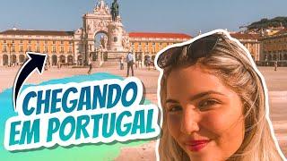 INTERCÂMBIO NA UNIVERSIDADE DE COIMBRA - AVIÃO, HOTEL CAIXA E CHEGADA EM PORTUGAL   @relstudy