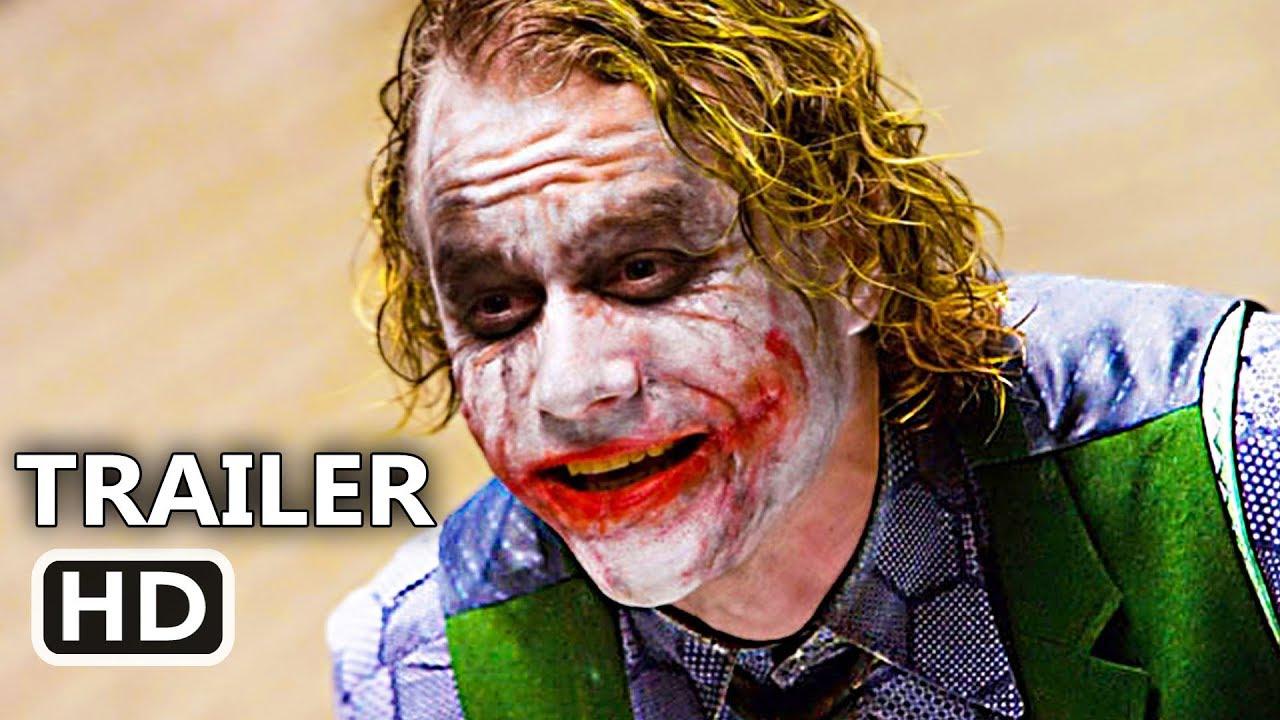 BATMAN 4K Official Trailer (2017) Christopher Nolan Movies 4K Ultra HD