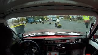 Rallye Berounka Revival 2018 SS1