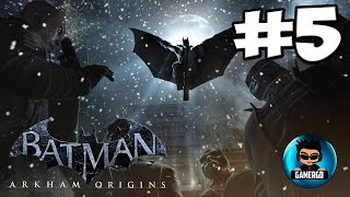 Batman Arkhram Origins Pc Gameplay #5 HD | No Comentado | Español Latino |  GeryGamer